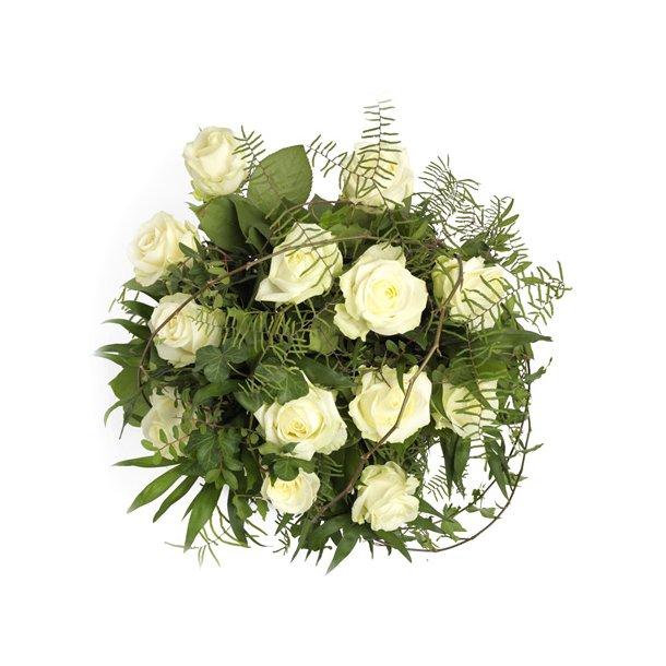 Hvite roser