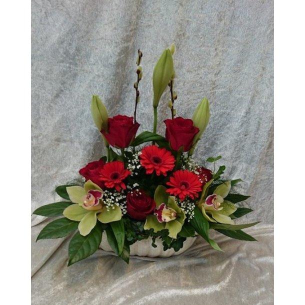 Blomstrende jubel